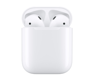 Apple air pods are this years trending office item